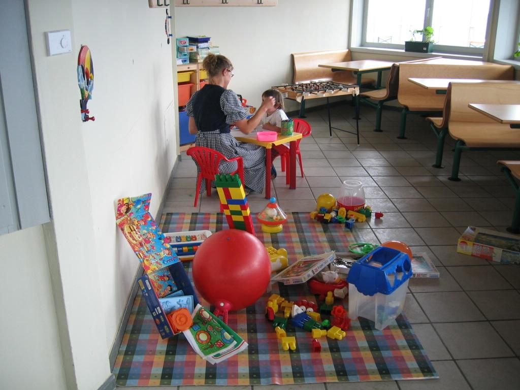 Doss del Sabion playroom