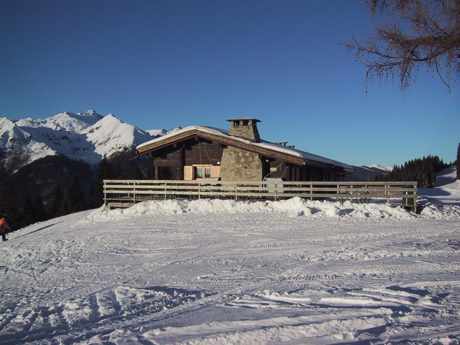 Malga Cioca Hut