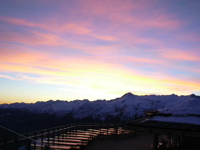 Winter landscapes Doss del Sabion